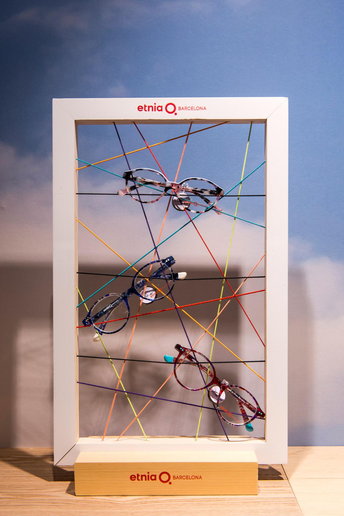 Collectie kinderbrillen van Etnia Barcelona aangevuld