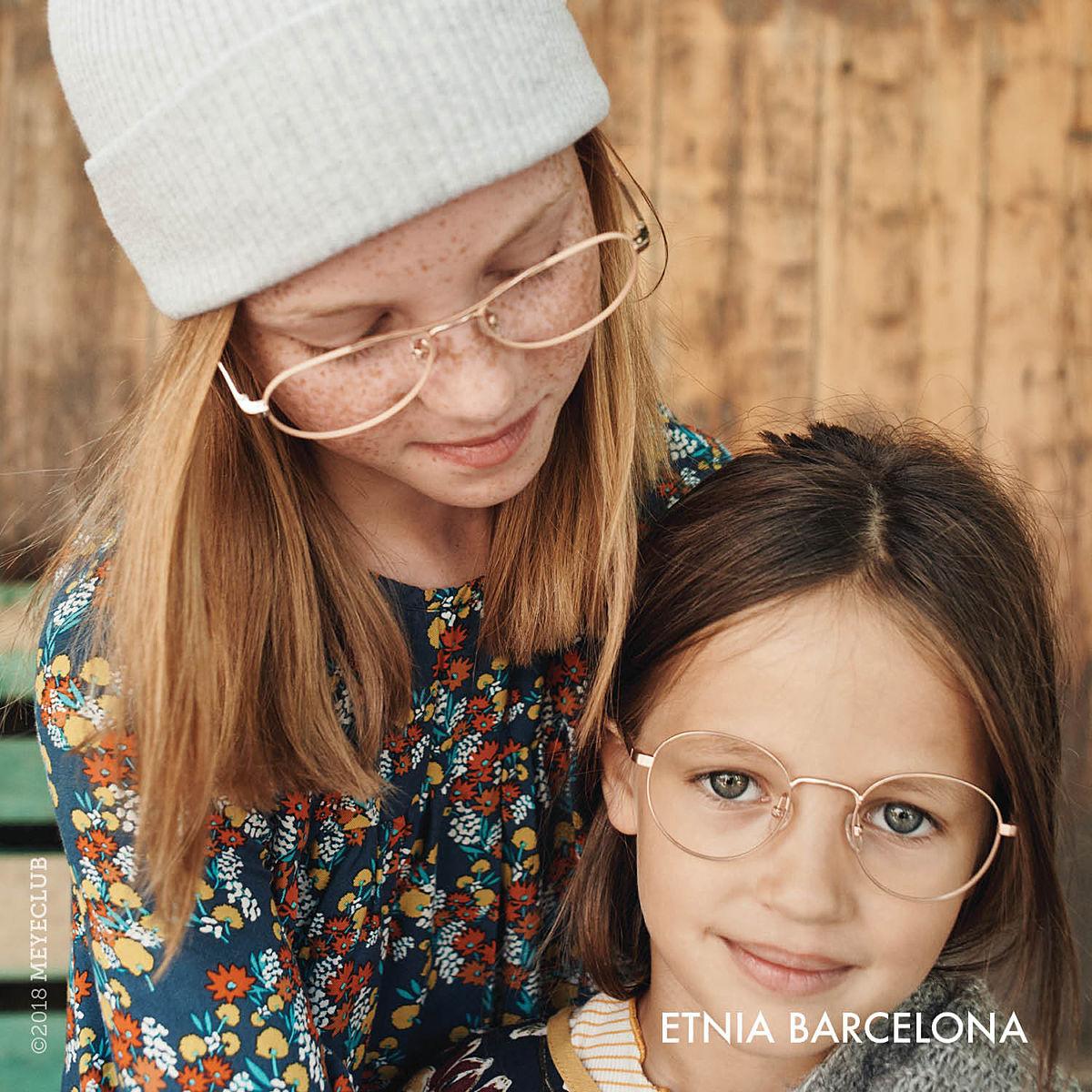 Hippe kinderbrillen van Etnia Barcelona